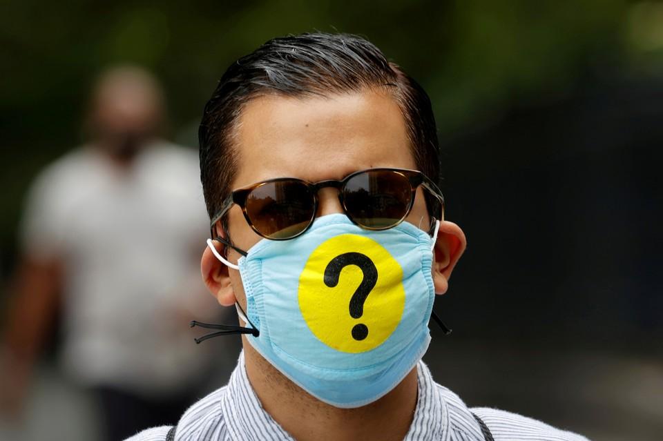У трети пациентов с коронавирусом - помрачение рассудка