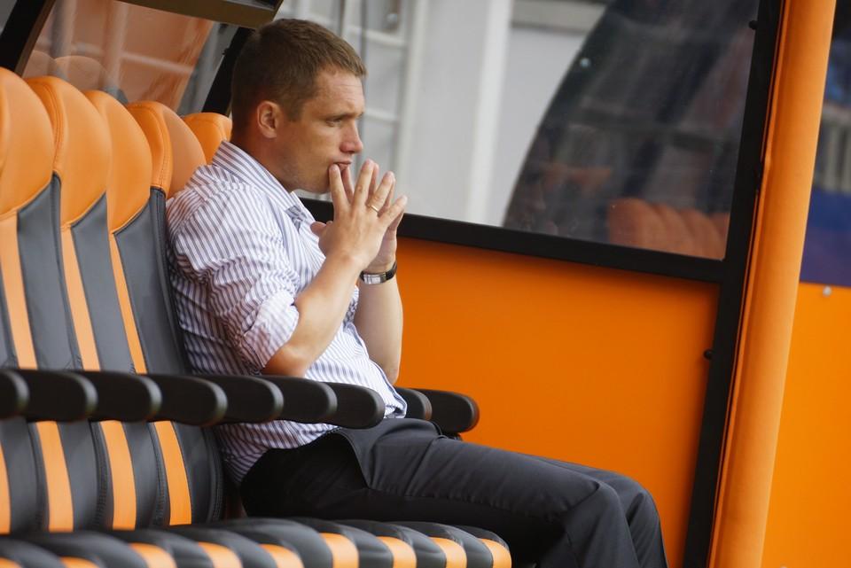 Тренер ЦСКА решил уйти в отставку после разгрома от «Зенита»