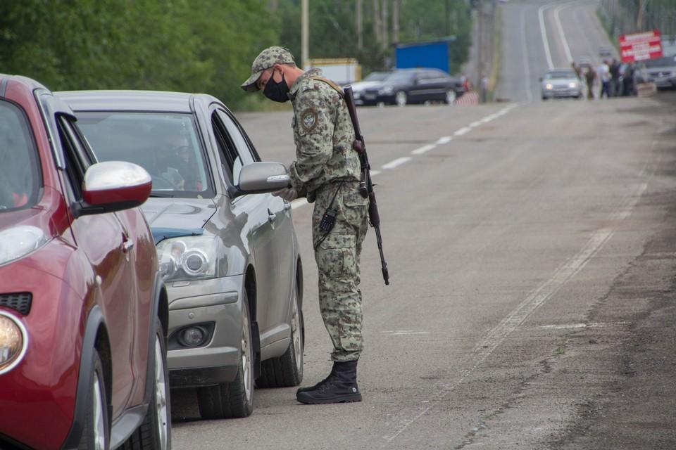 Также ДНР открыли и пропускной пункт Еленовка на линии разграничения с Украиной