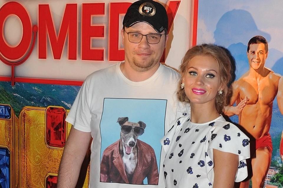 Кристина Асмус и Гарик Харламов решили расстаться после восьми лет брака