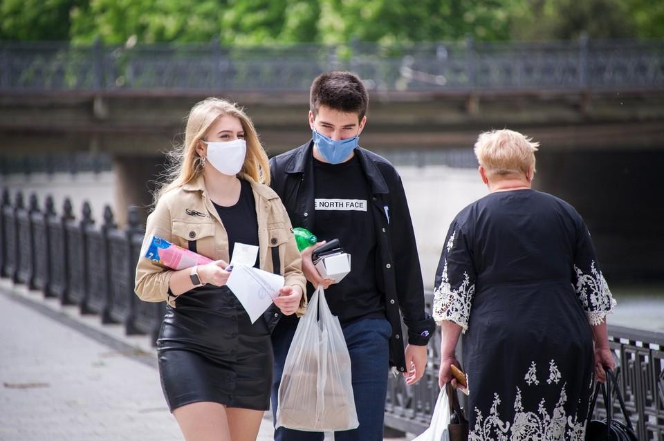Волонтеры и организаторы, которые будут общаться с ветеранами, пройдут тест на коронавирус