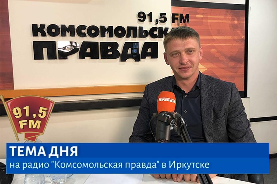 """""""Не только о политике 2.0"""": интервью с Антоном Красноштановым"""