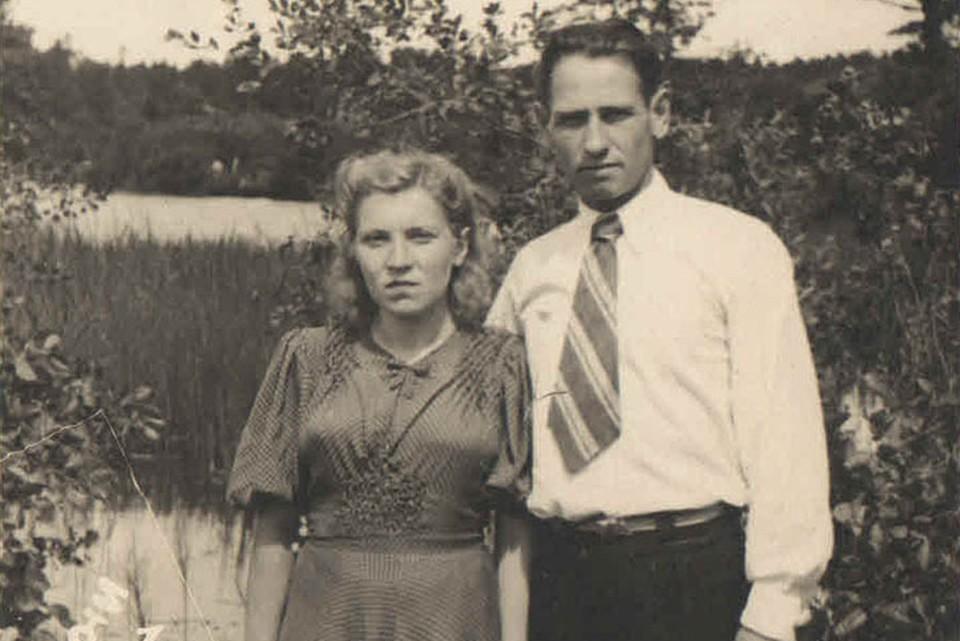 Иван и Валентина Пилявские во время войны писали письма друг другу и ждали встречи.