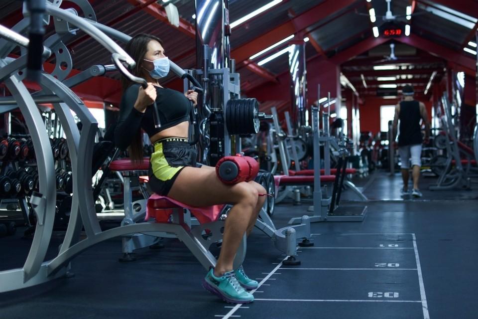 Кировчане уже могут записаться на групповые занятия фитнесом.