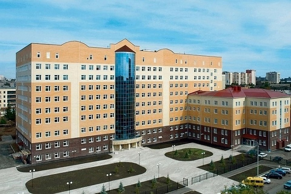 фото: РКБ имени Куватова