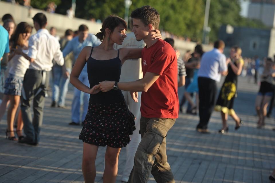 Владимирцев ждет мастер-класс по танцам