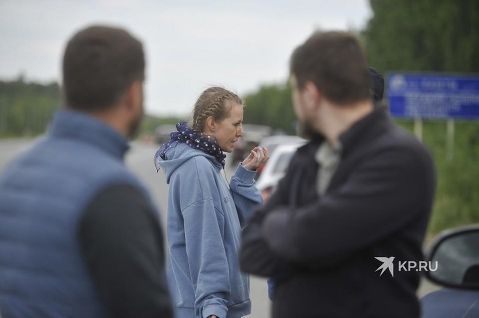 В Среднеуральский женский монастырь, где напали на Ксению Собчак, приехали следователи