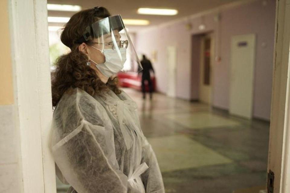В моногоспиталях области лечатся от коронавируса 147 человек, из них девять детей. Фото: оперштаб Тюменской области