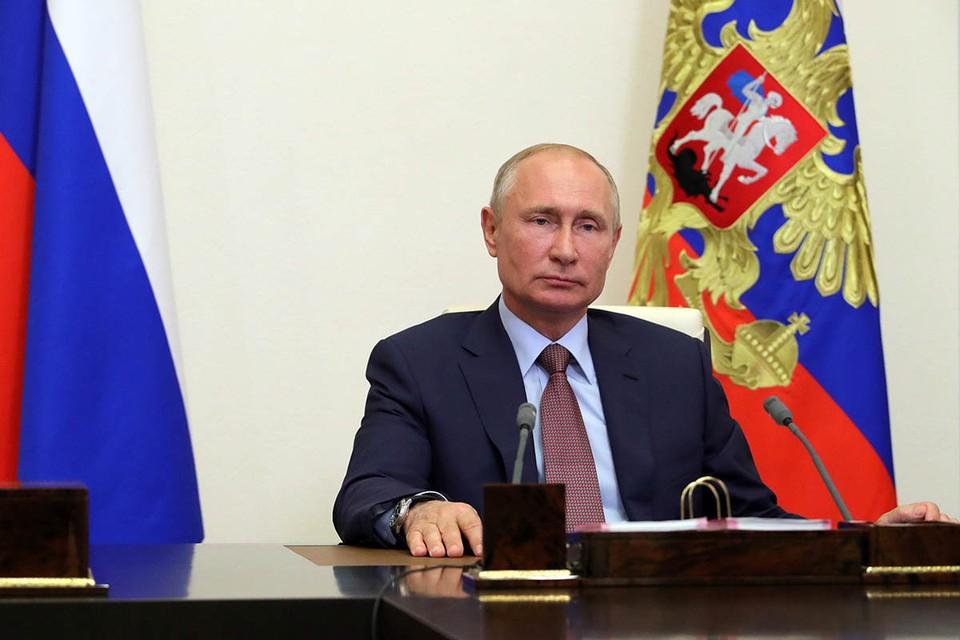 Владимир Путин в интервью телеканалу «Россия» рассказал, за счет чего стране удается преодолеть вызванный пандемией кризис.