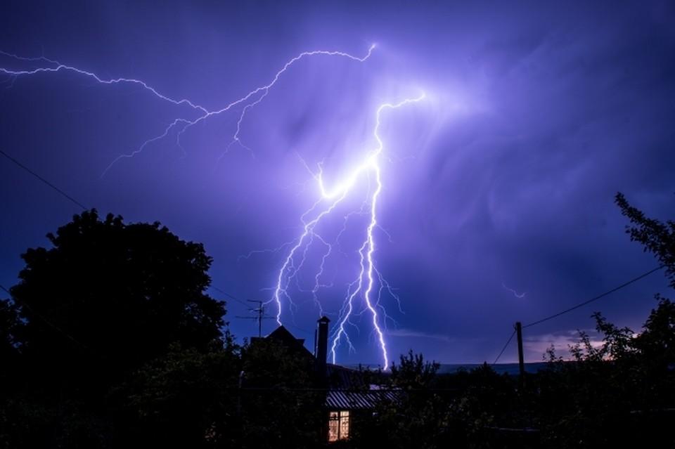 В непогоду возрастает вероятность чрезвычайных ситуаций.