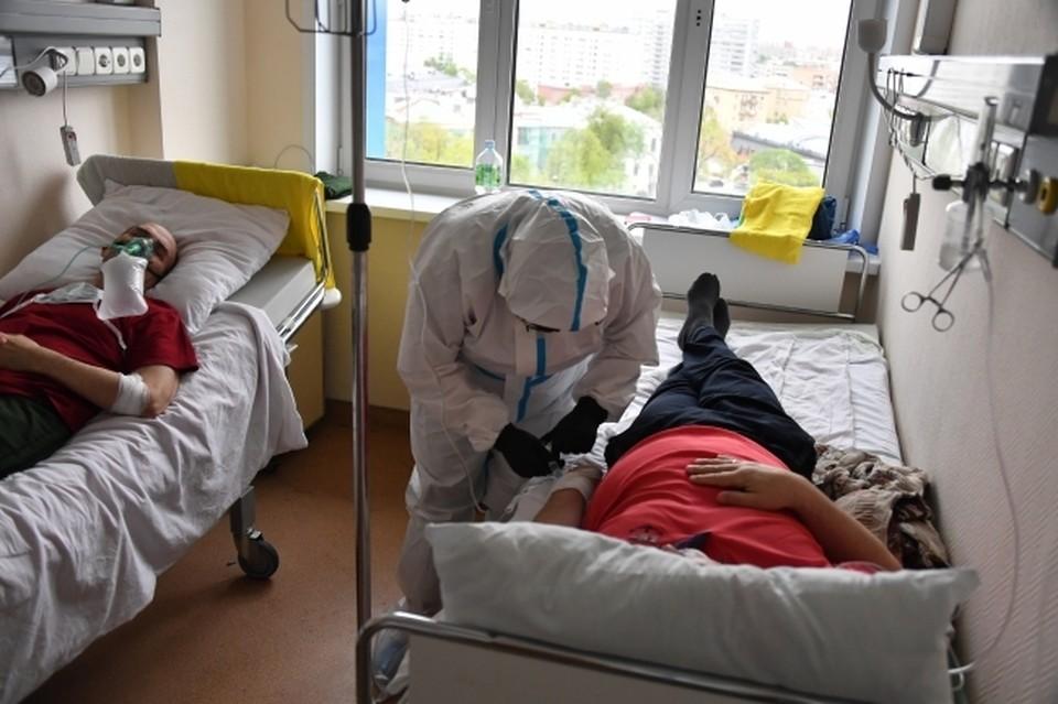Больше всего коронавирусных больных - в Волгограде, сразу 30 за сутки.