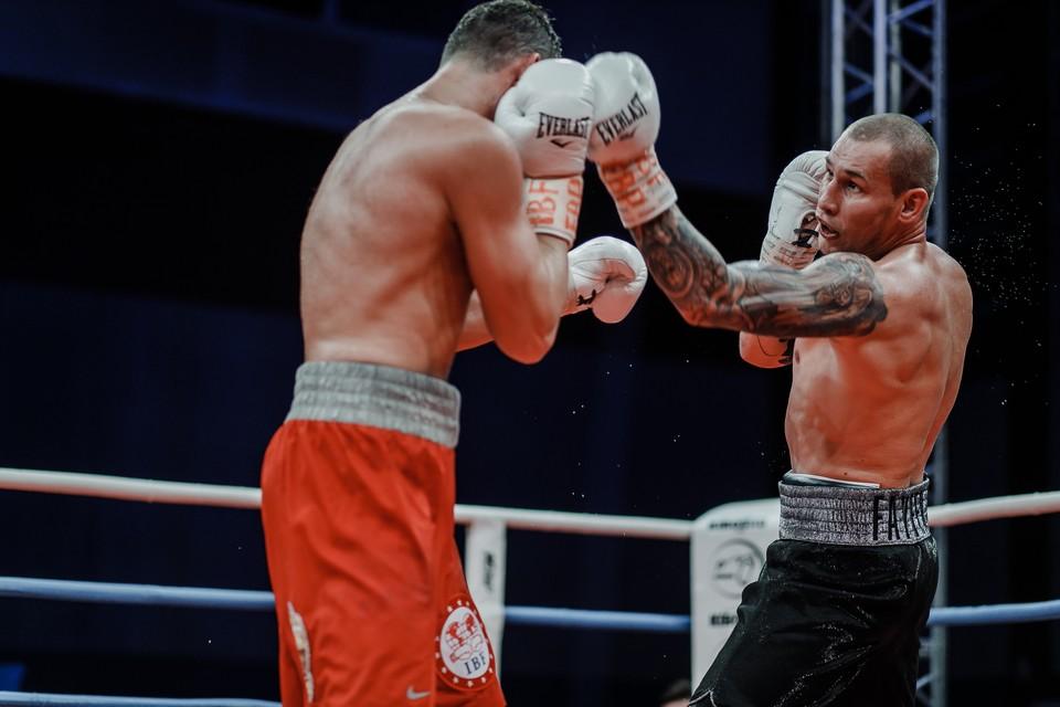 В Сочи состоится боксерский турнир WBC. Фото предоставлено организаторами соревнований