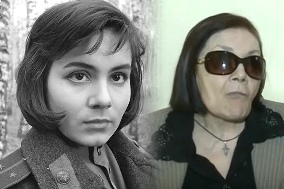 Актриса Валентина Малявина 15 лет живет затворницей.