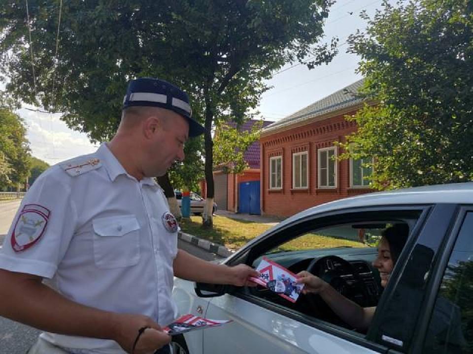 Губернатор Кубани поздравил сотрудников ГИБДД с профессиональным праздником. Фото администрации КК