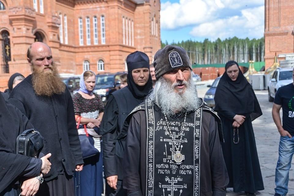 Отец Сергий не приехал на церковный суд