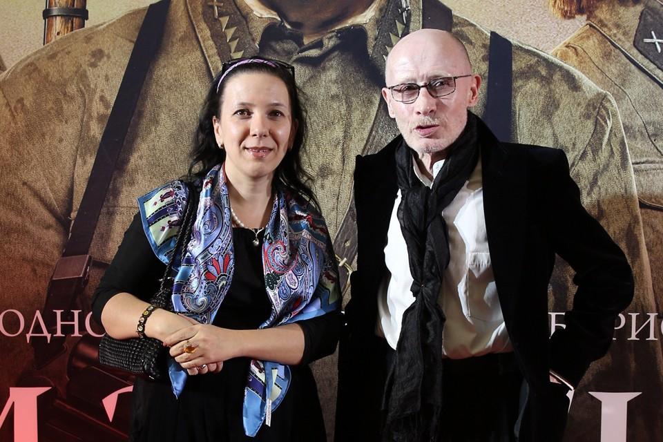 Ирина Хонда была пятой женой Виктора Проскурина. Фото: Вячеслав Прокофьев/ТАСС