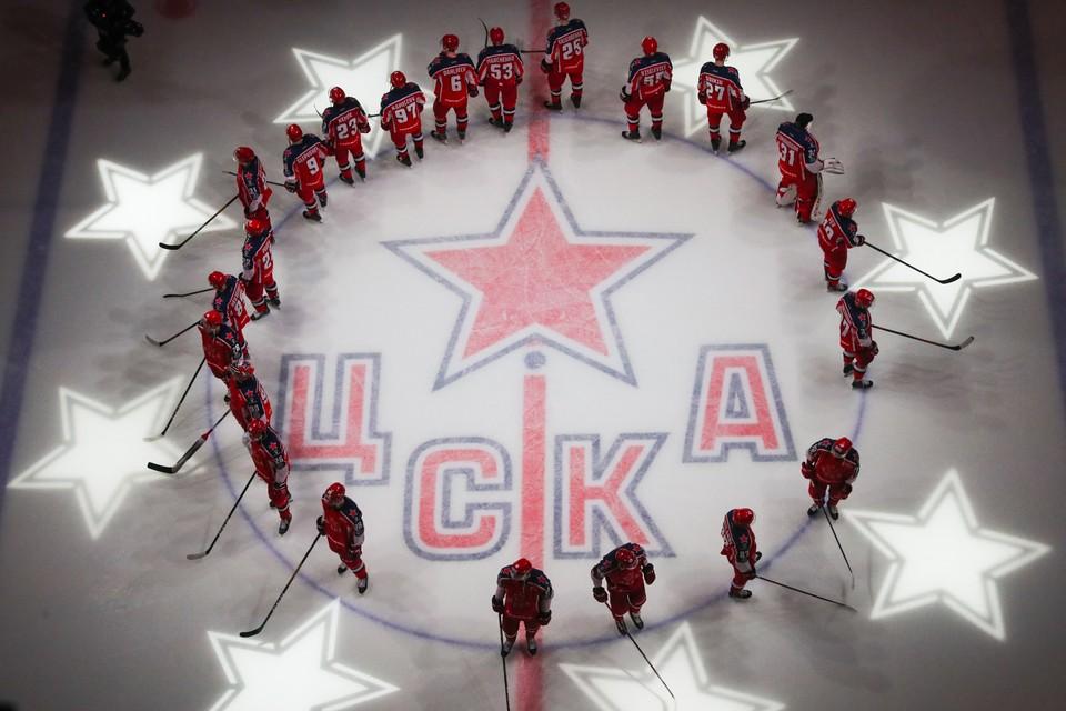 Золотым призером стала команда ЦСКА. Фото: Сергей Савостьянов/ТАСС