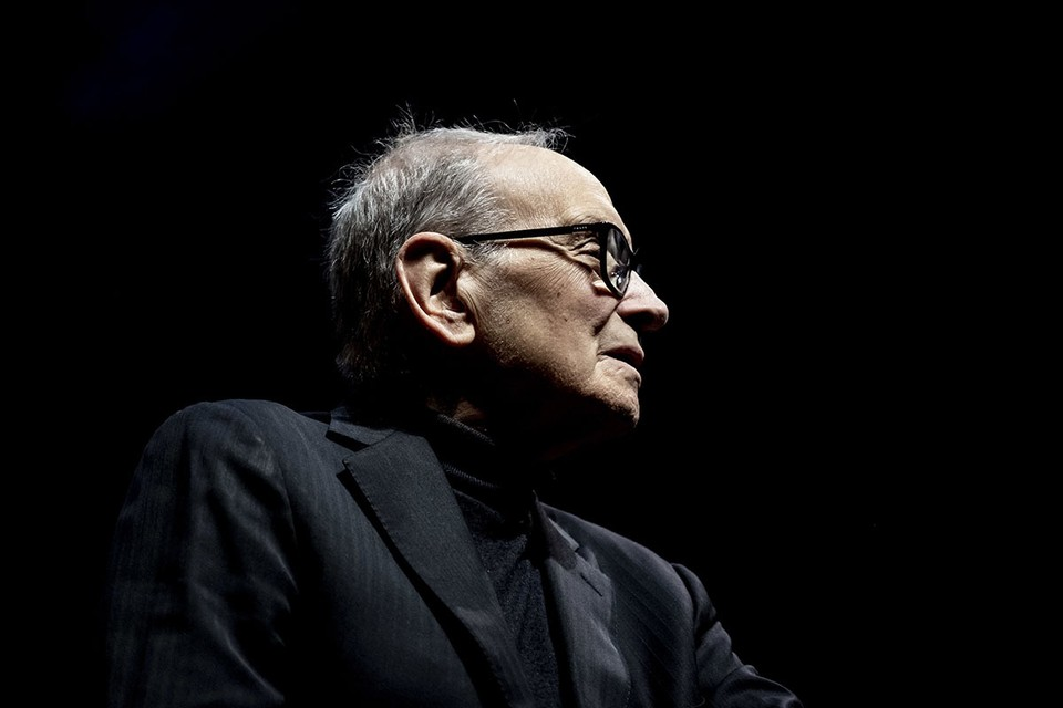 Умер великий итальянский кинокомпозитор.
