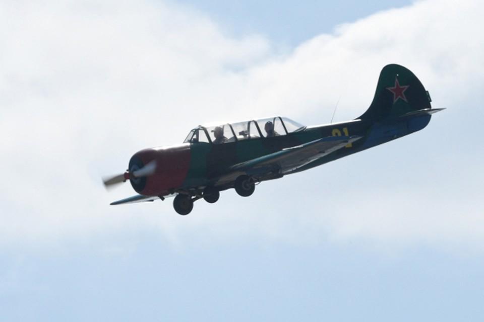 Соцсети: «Легкомоторный самолет упал под Нижним Новгородом»