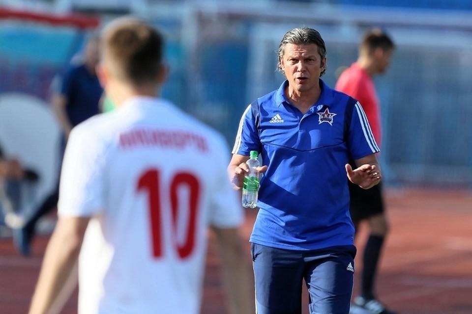 Главный тренер «СКА-Хабаровска» подвел итоги первых сборов команды