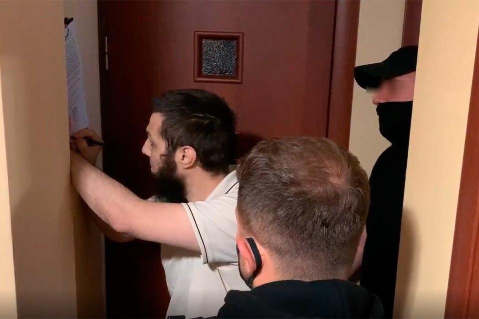В Петербурге задержали подозреваемого в финансировании терроризма. Фото: ГУ МВД по СПб и ЛО