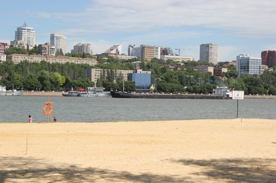 Пляжи в Ростове и Ростовской области открылись. Но пока не все.
