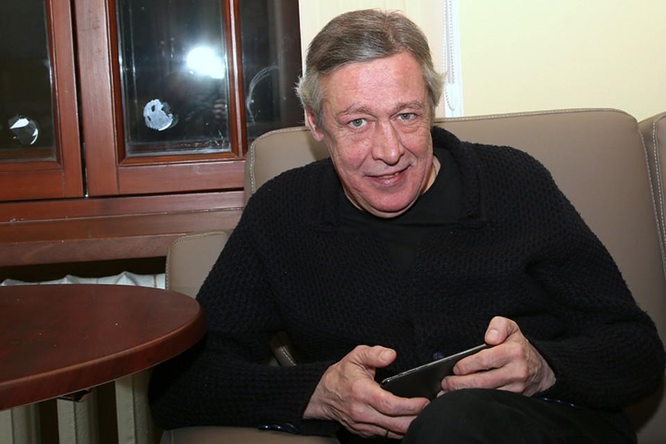 Ефремов с помощью своего адвоката рассчитывает на условный срок.