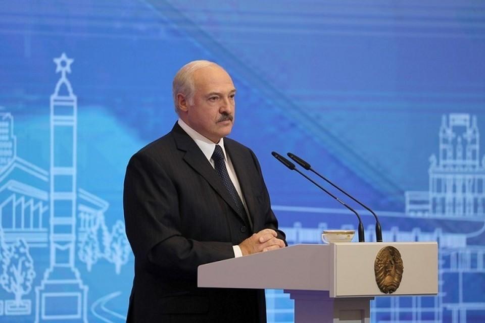 Лукашенко заявил, что в белорусской литературе - нереализованный потенциал. Фото: belta.by.
