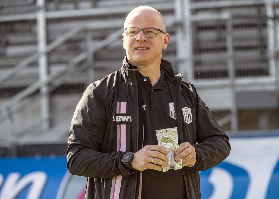 Австрийский ЛАСК - в числе участников плей-офф Лиги Европы.