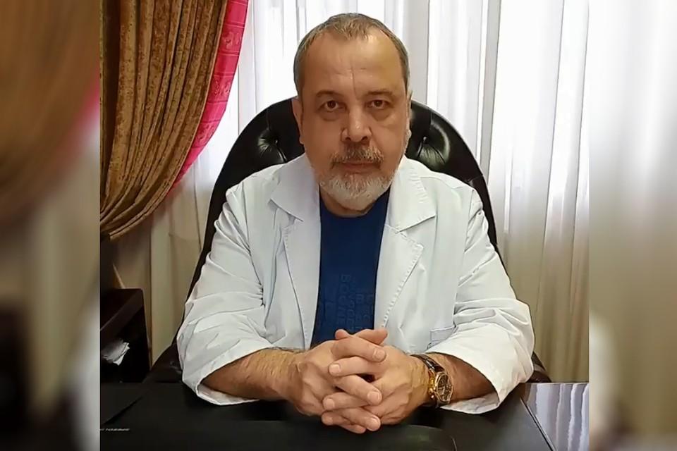 Врач-диетолог, доктор медицинских наук - Алексей Ковальков.