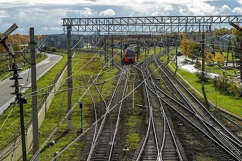 На станции Чик под Новосибирском днем 10 июля произошло ЧП.