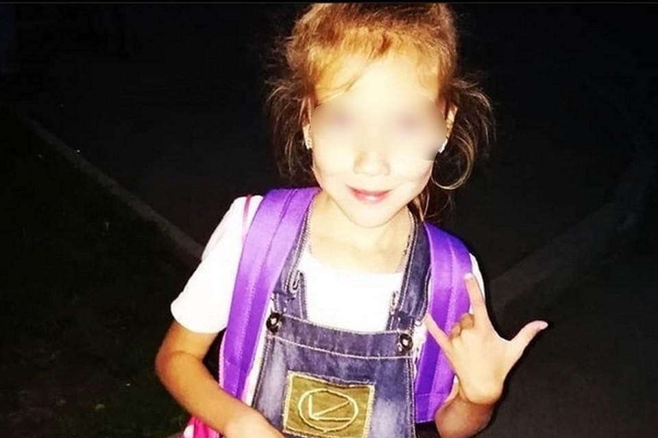 12 июля девочке исполнилось бы 9 лет. Фото: личная страница мамы убитой Вики в сети.