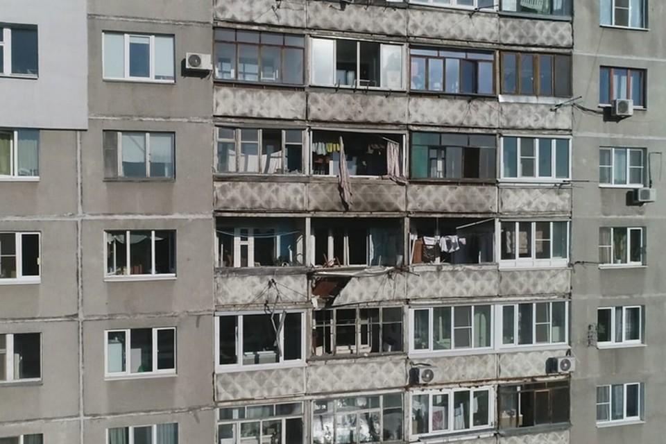 Жильцы дома на улице Краснодонцев, где произошел взрыв газа, будут временно расселены