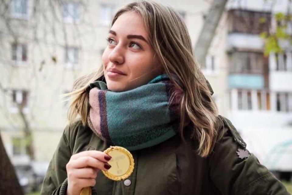 Дарья Маркова окончила первый курс УрФУ. Фото: предоставлено Фондом содействия инновациям в Свердловской области.