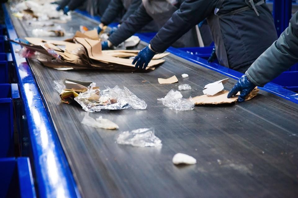 Параллельно со строительством перерабатывающего комплекса планируют выстроить систему сбора и первичной сортировки мусора. Фото: shutterstock.com.