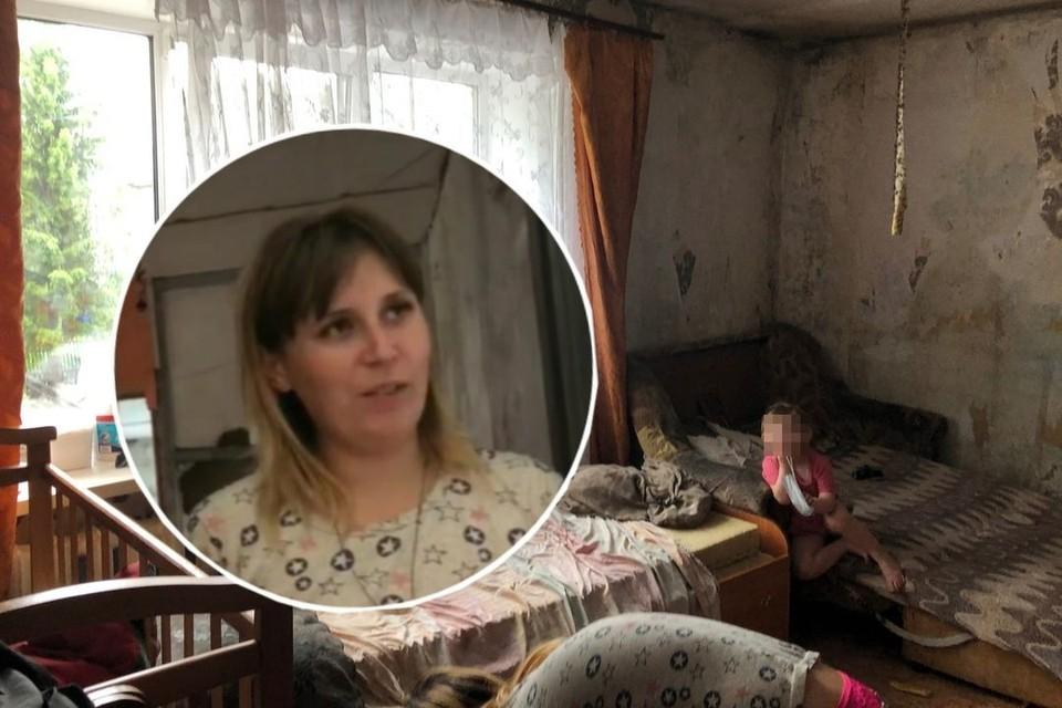 Покинув детдом, Анастасия Петренко поселилась в квартире, которая досталась от бабушки и дедушки. Фото: Анна ТАЖЕЕВА.