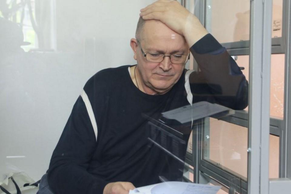 Михальчевский находится под арестом больше двух лет. Фото: ru.krymr.com