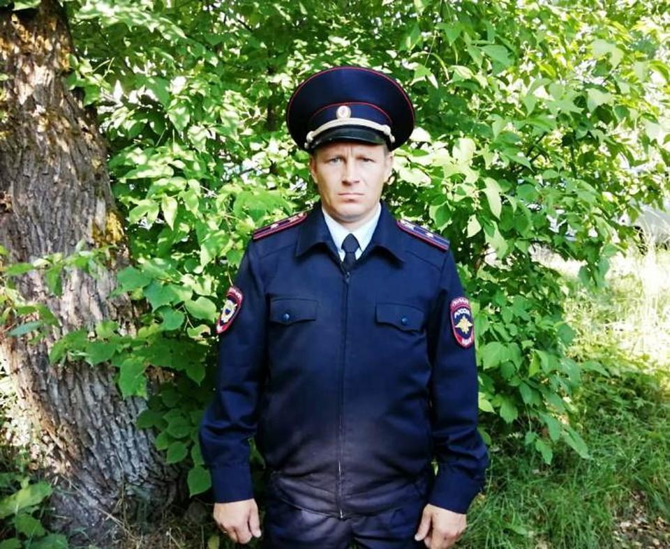 Меньше двух часов понадобилось старшему оперуполномоченному уголовного розыска Алексею Чудинову, чтобы найти заблудившуюся женщину.