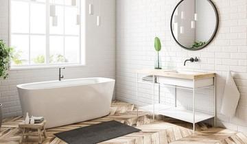 Дизайн ванной комнаты: 30 лучших фото