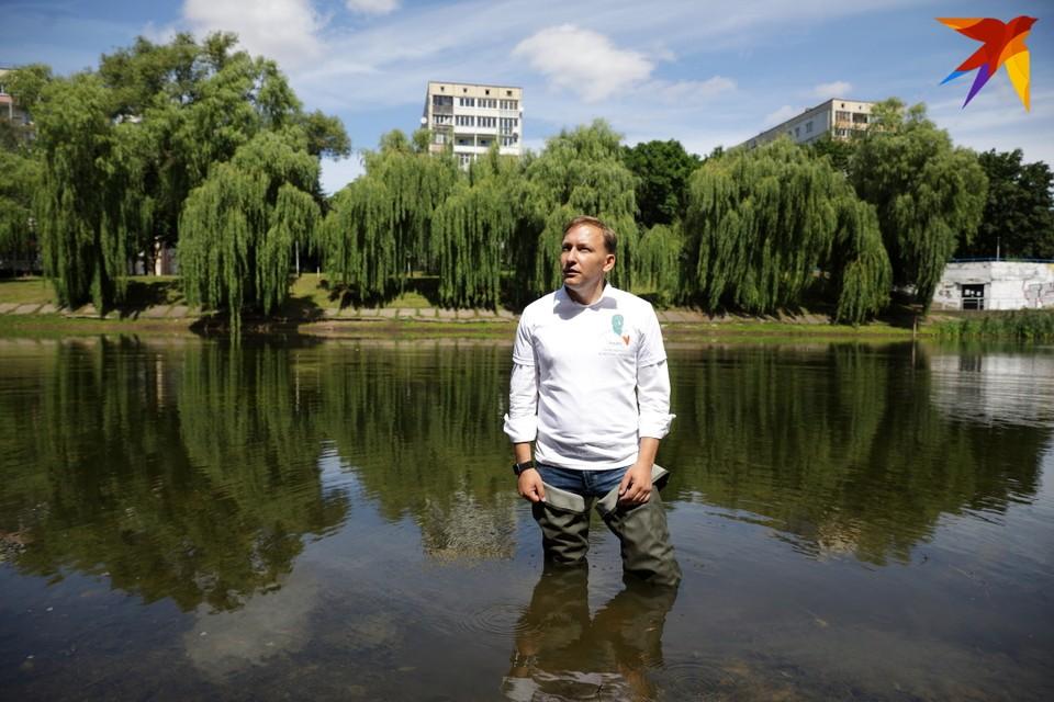"""Андрей Дмитриев: """"Мы сегодня хотим показать, куда нас загоняют вести агитацию"""""""