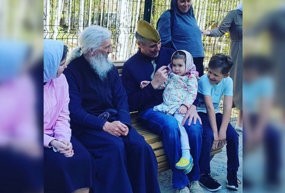 Дмитрий Соколов пришел в православие уже в достаточно зрелом возрасте - когда ему исполнилось 40. Фото: страница Дмитрий Соколов в Instagram