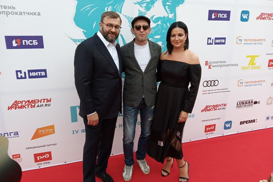 IV кинофестиваль «Горький fest» открылся в Нижнем Новгороде