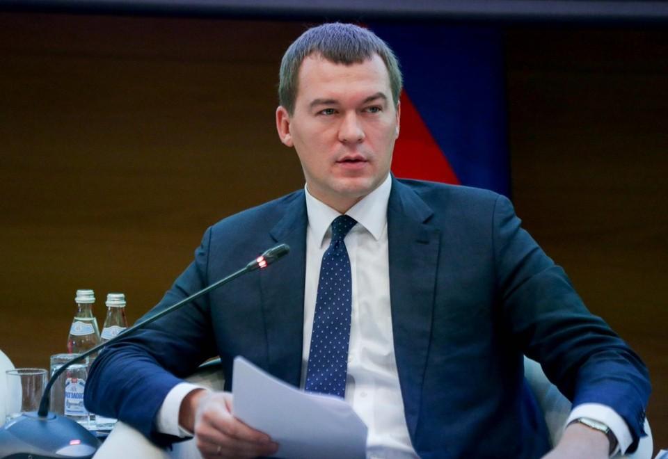 Врио губернатора Хабаровского края Михаил Дегтярев заявил, что его назначение – это результат того, что Москва услышала мнение избирателей региона