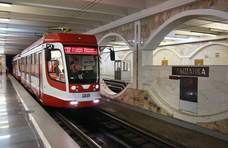 Деньги пойдут на реализацию только первого этапа по модернизации скоростного трамвая. Фото администрации Волгограда.