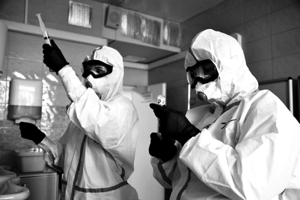 """Пятеро скончались, 156 пациентов выздоровели. Фото: архив """"КП"""""""