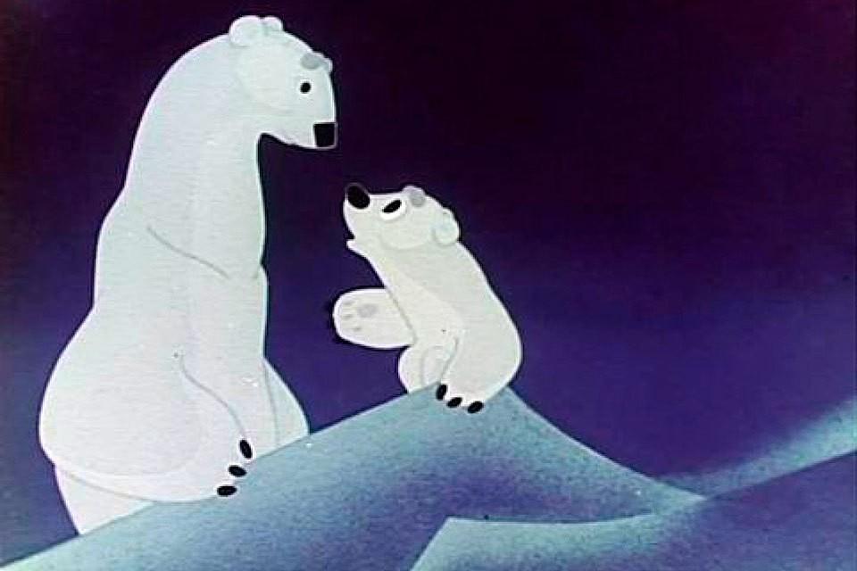 Малышей ждут новые приключения белого медвежонка Умки.