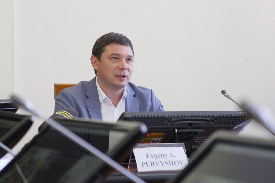 Евгений Первышов. Фото: krd.ru