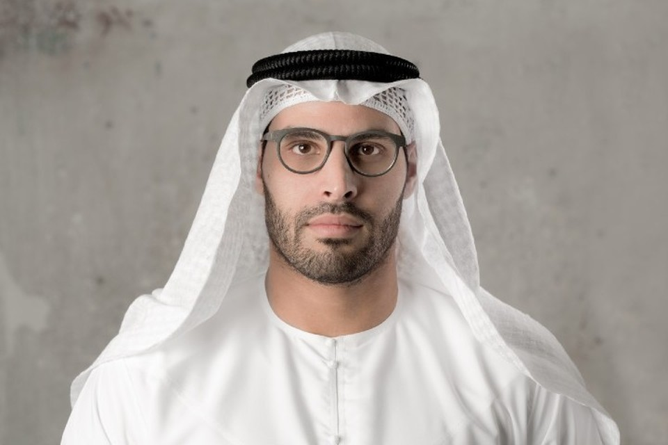 Председатель Департамента культуры и туризма Абу-Даби Мохамед Халифа аль-Мубарак. Фото: предоставлено организаторами.