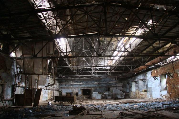 Крыша давно требовала замены