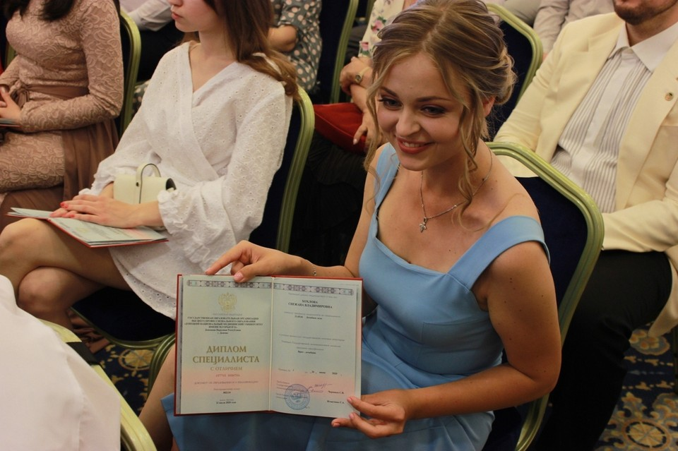 В этом году дипломы образца Российской Федерации получат две тысячи студентов